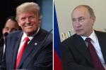 Ông Donald Trump nhận được bức thư 'tuyệt vời' từ Tổng thống Nga Putin