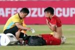Tuyển Việt Nam có thể mất Bùi Tiến Dũng ở trận ra quân AFF Cup 2018