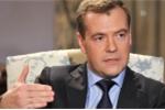 Việt Nam chúc mừng Thủ tướng Nga Dmitry Medvedev tái đắc cử