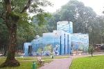 Nhà gương vừa được đầu tư 8 tỷ đồng chỉnh trang ở Hà Nội
