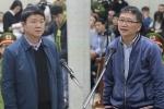 Những tình tiết nổi bật tại phiên tòa xử ông Đinh La Thăng và đồng phạm ngày 9/1