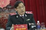 Ông Ngô Văn Khánh vẫn làm Phó tổng Thanh tra Chính phủ