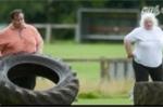Cặp vợ chồng béo nhất nước Anh cùng nhau giảm béo