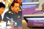 Mỹ - Trung Quốc 'đối mặt' ở Shangri-la