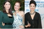 Hà Kiều Anh, Giáng My xinh đẹp đến chúc mừng Hoa hậu Áo dài