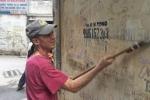 Cựu binh Mỹ 'phù phép' làm thay đổi những con ngõ nhếch nhác ở Thủ đô