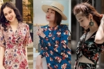 Thanh Hằng, Jun Vũ, Angela Phương Trinh chuộng váy hoa đón hè rực rỡ