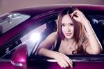Không thể rời mắt trước hình ảnh mỹ nhân và xe hơi