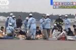 34 học sinh Nhật Bản phải cấp cứu, nghi bị ngộ độc khi bay từ Việt Nam về nước