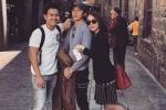 Con trai ruột Hoài Linh hiếm hoi khoe ảnh chụp cùng bố