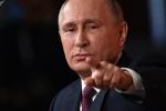 Ông Putin khẳng định biết kẻ đứng sau vụ tấn công căn cứ Nga tại Syria