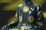 Khánh thành tượng Ông Hoàng Mười bằng ngọc lớn nhất Việt Nam
