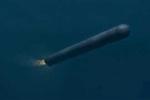 Xem tên lửa hành trình phóng từ tàu ngầm Nga diệt mục tiêu