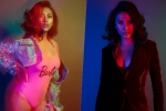 Siêu mẫu Võ Hoàng Yến sexy, gai góc trong bộ hình đầy 'ma mị'