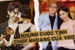 Những cuộc tình ngắn ngủi chỉ được tính bằng tháng của sao Việt