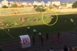 Video: Không được lên hạng Nhất, cầu thủ Bà Rịa - Vũng Tàu đuổi đánh trọng tài