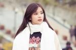 Hoàng Yến Chibi tự làm stylist, khoe nhan sắc trong veo tại Hàn Quốc