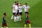 Video kết quả Đức 3-1 Cameroon: Đức và Chile vào bán kết Confed Cup