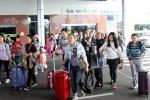 Khách du lịch Trung Quốc ào ào 'đổ bộ' tới Việt Nam