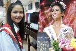 Ảnh quá khứ khác lạ của Hoa hậu Hoàn vũ H'Hen Niê gây chú ý