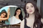 Sang dự Hoa hậu Chuyển giới, Hương Giang Idol xuất hiện nổi bật trên báo Thái Lan