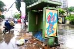 Hệ thống trạm tra cứu thông tin du lịch hàng chục tỷ đồng bỏ hoang ở Sài Gòn