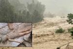 Những hình ảnh tang thương trong 2 ngày mưa lũ lịch sử hoành hành
