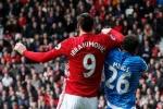 Ibrahimovic phủ nhận phạm lỗi, Mourinho tiết lộ lí do MU đá hỏng phạt đền