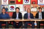 Tân HLV trưởng ĐTVN Park Hang Seo: 'Không biết nhiều về bóng đá Việt Nam'