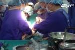 Thanh niên chết não hiến tạng cứu sống 3 người