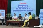 Cuc truong Mai Van Trinh: Quyet tam lam ro, xu ly sai pham diem thi tai Hoa Binh hinh anh 1