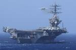 5000 thủy thủ Mỹ sống thế nào trên tàu sân bay USS Carl Vinson?