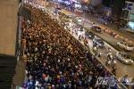 Đám đông tràn ra đường 'dâng sao giải hạn' ở chùa Phúc Khánh: 'Tùy tiện, vô thức tập thể, vô tổ chức'