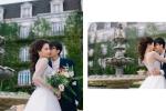 Clip ảnh cưới ấn tượng của căp đôi vlog đình đám Sài thành