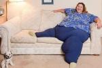 Người phụ nữ béo nhất thế giới quan hệ 7 lần/ngày để giảm cân