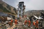 Động đất 6,6 độ richter rung chuyển Tứ Xuyên, Trung Quốc