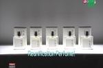 Hàn Quốc tung mẫu 'nước hoa thống nhất' mừng cuộc gặp thượng đỉnh Liên Triều