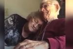 Clip: Rơi nước mắt trước tình yêu ngọt ngào của 2 cụ già sau 70 năm chung sống