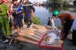 Bốn nữ sinh chết đuối thương tâm dưới ao chùa ở Bắc Giang