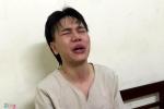 'Ca sĩ Châu Việt Cường ôm vợ khóc tại đồn công an'