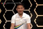Hà Việt Hoàng giành vé vào chung kết Đường lên đỉnh Olympia
