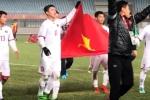Video: U23 Việt Nam chia vui cùng người hâm mộ sau chiến tích lịch sử