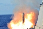 Tên lửa Tomahawk được phóng từ đâu để bắn vào Syria?