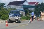 Chủ tịch xã lái ô tô đâm chết 2 thanh niên trong đêm