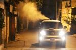 Chủ tịch Hà Nội: 'Người dân băn khoăn chất lượng thuốc phun diệt muỗi'