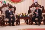 Lãnh đạo Lào đánh giá cao vai trò vị trí của Đài Tiếng Nói Việt Nam