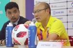 Olympic Việt Nam thua Hàn Quốc, HLV Park Hang-seo nói gì?