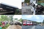Xảy ra hàng loạt vụ tai nạn giao thông thảm khốc trong ngày cuối tuần