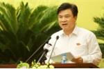 Thứ trưởng Trần Hữu Độ thôi đại biểu Hội đồng nhân dân TP Hà Nội