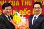 Phó Thủ tướng Vũ Đức Đam trao quyết định bổ nhiệm Tổng Giám đốc VOV cho ông Nguyễn Thế Kỷ